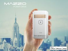 PowerDrive - Instantly Free up Space for iPhone and iPad by MAZZO by InfoThinker Inc. — Kickstarter