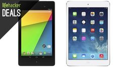 The tablet of your choice, $30 off or more.