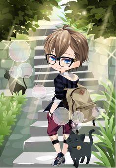 みんなのコーデ Character Drawing, Game Character, Character Design, Chibi Characters, Anime Dress, Cocoppa Play, Star Girl, Anime Hair, Anime Fantasy