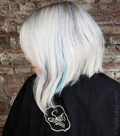 Now that's what I call #teamwork! #Color by @kelseyryannnn #haircut by @jenstagr_am at #SofisInCranford  #goldwell #lovekevinmurphy #hairart #trend #americansalon #modernsalon #behindthechair #btcpics #angelofcolour #njbesthair #thebestofnjbeauty #njhairstylist #njhairsalon #cranford #summit #westfield #nj #sofiscolorlounge