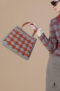Hardwick by Angelia Robinson - An amazing crocheted handbag!