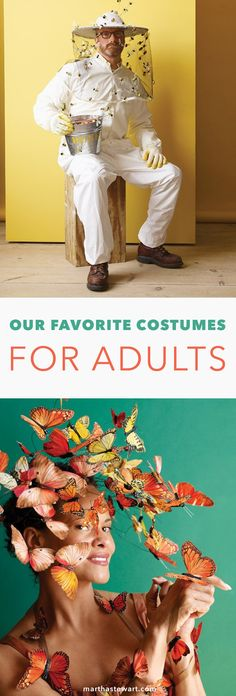 Halloween is all about trying on a new identity for a night, and thankfully there's no age limit on dressing up. So whether you're trick-or-treating with the kids, handing out candy, or heading out for a night of grown-up fun, these Halloween costumes will virtually guarantee you a ghoulishly good time.