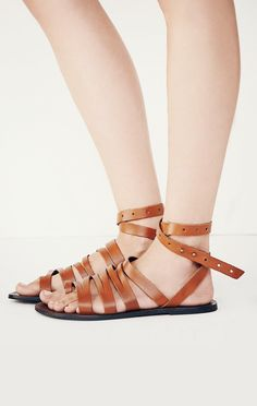sunever sandal by FREE PEOPLE #planetblue