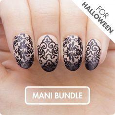 MANI Bundle - Gothic Lace