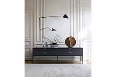 Alcor Console by Antonio Citterio for Maxalto   Space Furniture