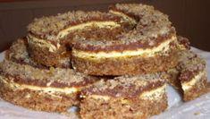 Polumjeseci fenomenalni kolač Page 235 Baking Recipes, Cake Recipes, Dessert Recipes, Desserts, Czech Recipes, Croatian Recipes, Croatian Cuisine, Macedonian Food, Kolaci I Torte