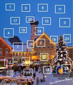 Gewinne auf Facebook: Höhenrainer-Adventskalender  https://www.facebook.com/Hoehenrainer?hc_location=timeline