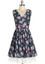 Flutter and Flicker Dress | Mod Retro Vintage Dresses | ModCloth.com