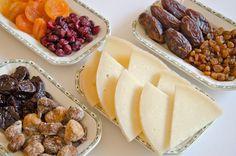 Aperitivos Las Terceras: Queso manchego Las Terceras con frutos secos | cheese appetizers #gourmet