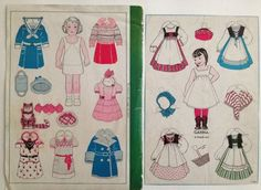 US $22.49 Used in Dolls & Bears, Paper Dolls, Magazine