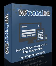 [Huge] WP Central Hub 2.0 – 5 Sites License Review – Now You Can Control & Manage All Your WordPress Sites from One Single Location Without Logging In Again & Again And All WordPress Website Owners, Bloggers, & Marketers