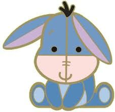 Uno de los personajes de winnie pooh .