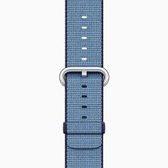 50USD at the Apple Store, yo. Apple Watch band woven pinkblue