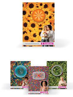 """Com o conceito """"A gente guarda mais tempo para você"""", a campanha desenvolvida pela TH, buscou o posicionamento de mercado através do design."""