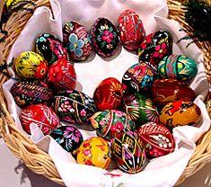 More incredible Polish easter eggs
