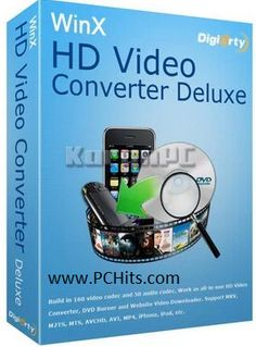 WinX HD Video Converter Deluxe 5.9.8 key & Crack has Convert video files to popular general video formats such as , MP4, FLV, AVC, MPEG, WMV, MOV, etc