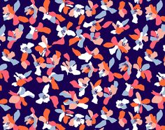 The Ruby Floral pattern, part of the Draper James spring collection!