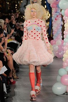 This sweater!!   Meadham Kirchhoff SS12
