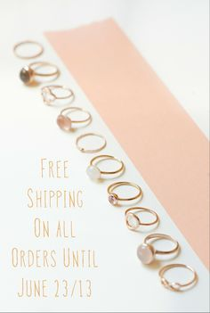 #roségold #jewelry collection