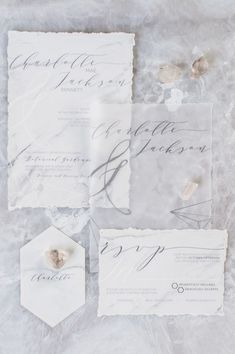 The most beautiful wedding invitations and where to find them // see them all on…