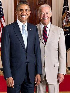 w/Vice-President Joe Biden