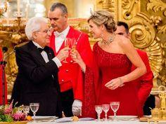 Maxima e Willem-Alexander, la quattro giorni dei reali l'Olanda in Italia