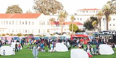 Presidio Twilight is back for its fifth season!  Don't miss it ~ every Thursday evening, May 17 to September 20, 2018.