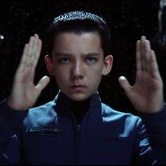 Ender's Game:  il primo trailer del film con Harrison Ford e Asa Butterfield