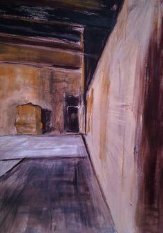 schilderij interieur | Interieur schilderijen Liesbeth Serlie ...