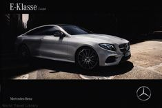 https://flic.kr/p/25hvDnY | Mercedes-Benz E-Klasse Coupé; 2016_1