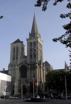St Pierre Cathedral, Lisieux