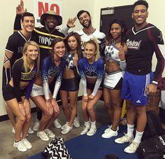 cheer athletics cheetahs Reagan West