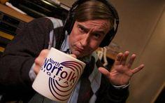 Alan Gordon Partridge: enjoys coffee just like normal people