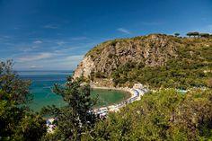 #spiaggia di san montano #ischia