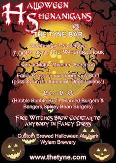 The-Tyne-Halloween-Poster