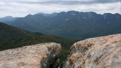 Vue sommet, Noonmark, Adirondacks, septembre 2015 Mountains, Usa, Nature, Travel, Upstate New York, September, Naturaleza, Viajes, Destinations