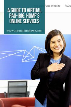 A Guide to Virtual Pag-IBIG: HDMF's Online Services Apply For A Loan, Immediate Family, Checking Account, Philippines Travel, Digital Nomad, Travel Abroad, Taking Pictures, I Fall In Love, Online Dating