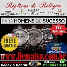 ★★★Réplicas de Relógios Premium★★★ #Breitling @Rolex #Mont_Blanc... - http://anunciosembrasilia.com.br/classificados-em-brasilia/2014/10/25/%e2%98%85%e2%98%85%e2%98%85replicas-de-relogios-premium%e2%98%85%e2%98%85%e2%98%85-breitling-rolex-mont_blanc/