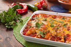 Se me antojó esta rica receta: Enchiladas Gratinadas