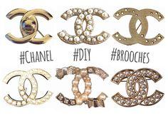Miss Bellis Perennis: Machmal: Chanel-Brosche
