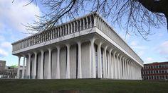 「プリンストン大学 ロバートソンホール」の画像検索結果