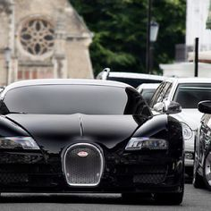 Bugatti... the more I look at them the more I like
