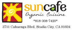 SunCafe is a healthy raw food and vegan restaurant in Los Angeles. SunCafe only serves organic cuisine, and all menu items are made from fresh, organic ingredients. Formerly Sunpower Natural