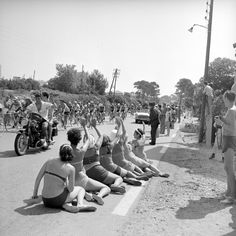 The Tour de France turns Ninety-Nine this year. Click-through for a selection of vintage race photos and facts: http://nyr.kr/N7KVlC