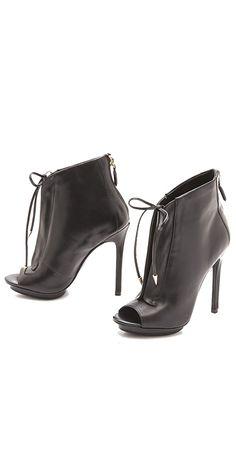 9e88f14594f58 Boutique 9 Orrino Lace Up Open Toe Booties