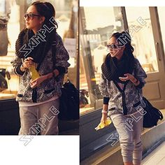 Casual Zebra-stripe Patterned Long Sleeves Cardigan Sweater Cardigan Jacket Knitted Outerwear Autumn Wear for UCGI http://www.amazon.co.uk/dp/B018W88A2G/ref=cm_sw_r_pi_dp_pMTywb08QTK83