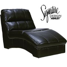 I like this style but not the leather on this one.  I like a soft place to chill.