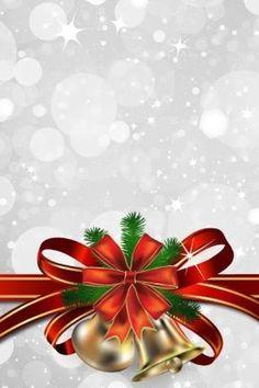 Christmas Frames, Christmas Bells, Christmas Pictures, Christmas Art, Christmas Greetings, Christmas Holidays, Easy Christmas Crafts, Outdoor Christmas Decorations, Simple Christmas