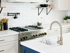 To create the perfect relationship (between chef and faucet👩🍳🧡) choose a style you'll fall in love with every day! Our Curated Plumbing Exclusives offer styles you won't see everywhere else. Perfect Relationship, Love Your Home, Plumbing, Faucet, Create, Fall, Kitchens, Furniture, Home Decor