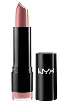 NYX 'Extra Creamy' Round Lipstick available at #Nordstrom